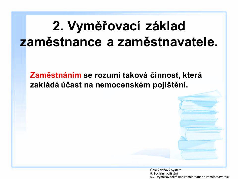 3.Vyměřovací základ OSVČ. Platba záloh na pojistné na důchodové pojištění je pro OSVČ povinná.