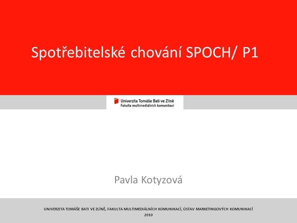 12 PhDr.Pavla Kotyzová, kotyzova@fmk.utb.cz Proč lidé pracují.
