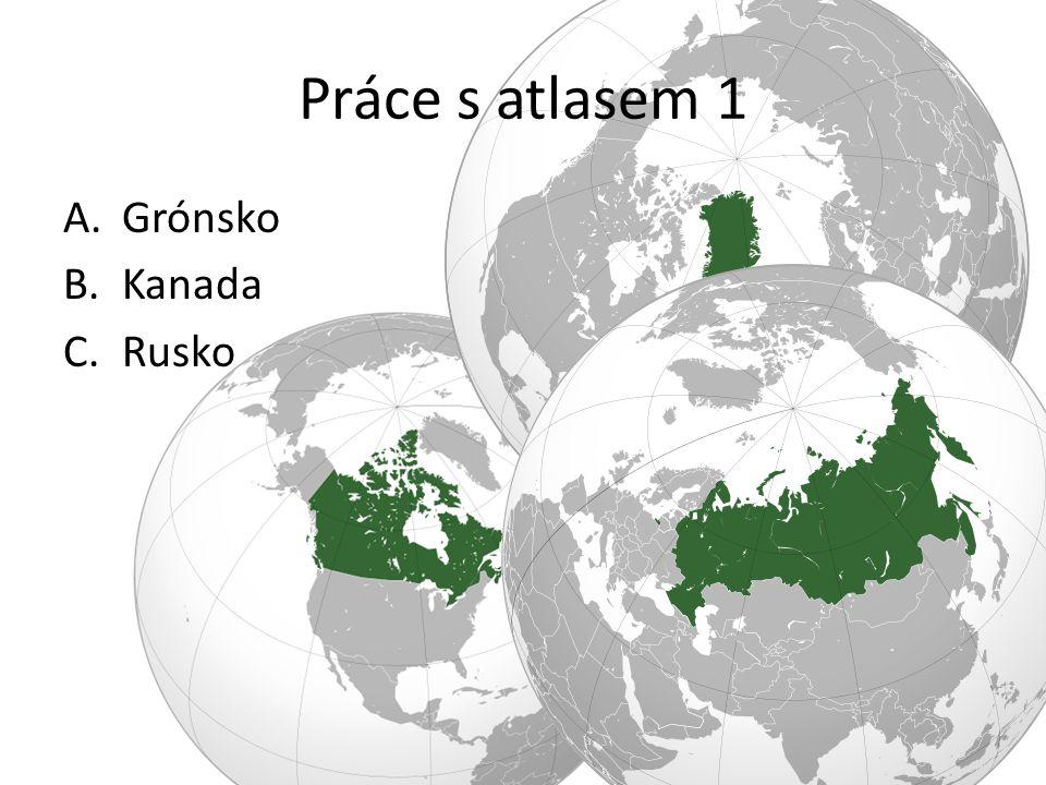 Práce s atlasem 2 S pomocí atlasu(str.