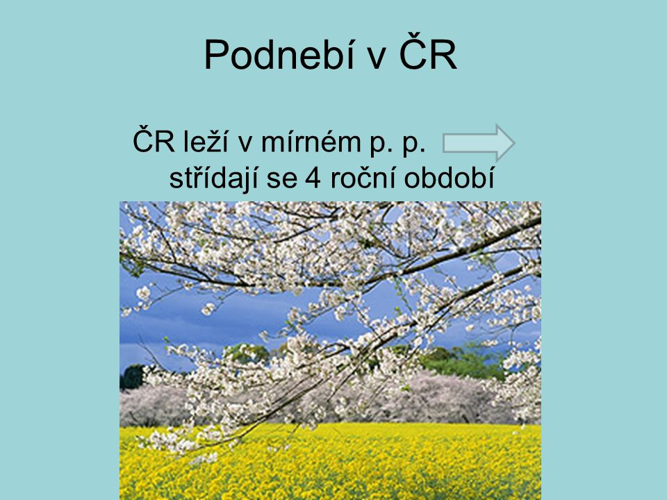 Medardovské deště (tj.evropský pseudomonzun v červnu) Babí léto (tj.