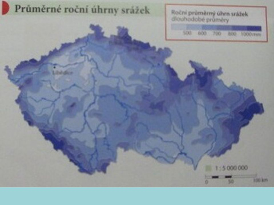 Samostatná práce Vytvoř klimatodiagram ročního chodu srážek a teplot: Holešova a Lysé hory.