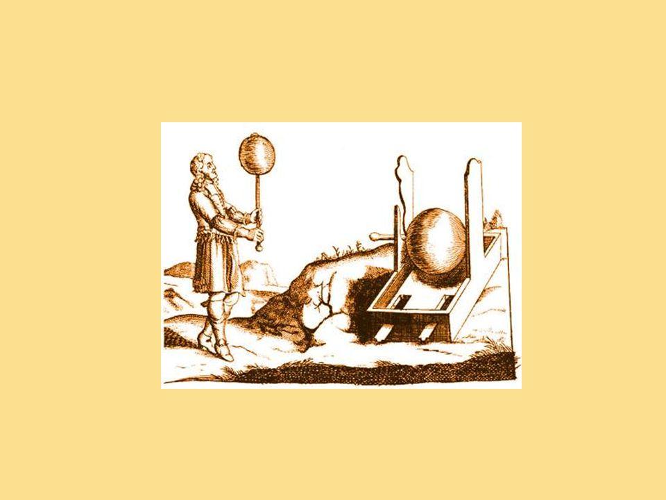 Na začátku našeho pokusu byl německý fyzik Otto von Guericke… Hrátky s elektrickými jevy Pokusy s atmosferickým tlakem Meteorologie