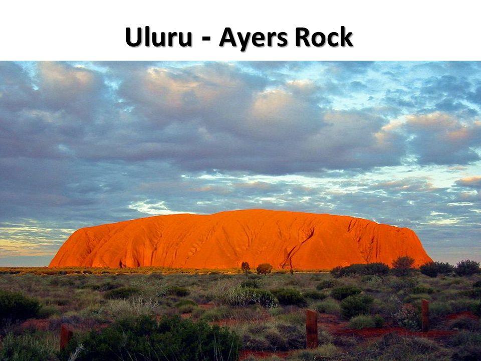 UluruAyers Rock Uluru - Ayers Rock