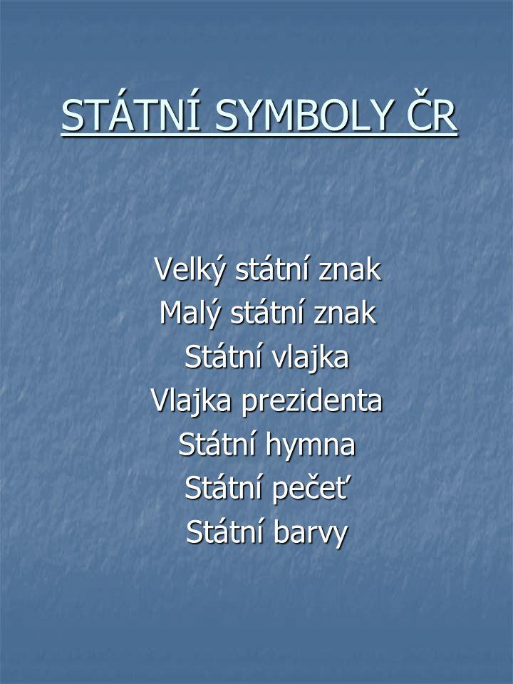 Velký státní znak Velký státní znak