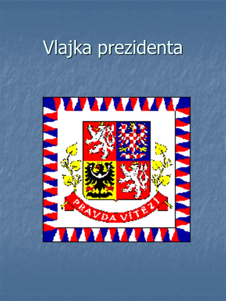 Vlajka prezidenta