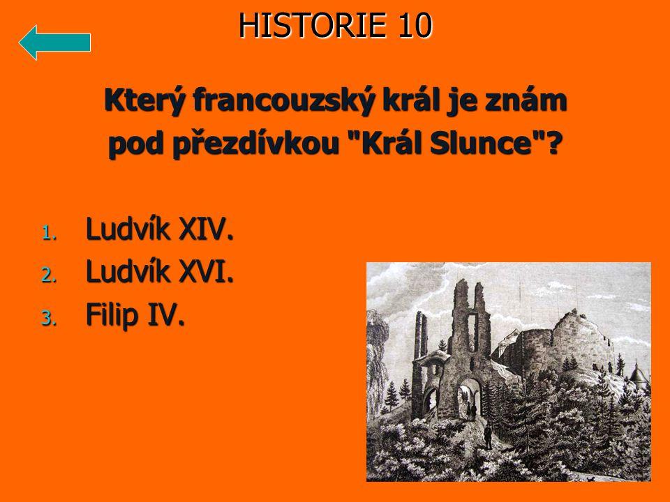 V bitvě na Moravském poli padl roku 1278: 1.Přemysl Otakar I.