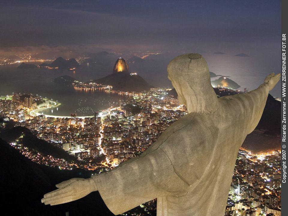Kristus v Riu de Janeiro Píseň: Corcovado (Quiet Nights)  Zpívá: Astrud Gilberto Posun myší cz vg Jeden ze sedmi nových divů světa Autor: Ney Deluiz