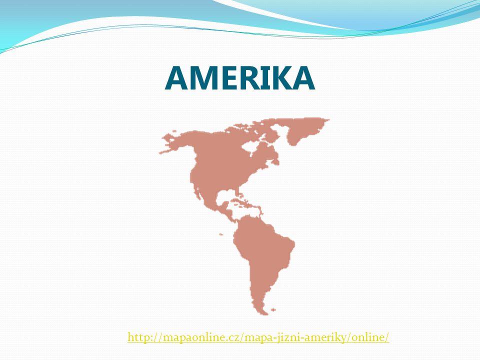 AMERIKA http://mapaonline.cz/mapa-jizni-ameriky/online/