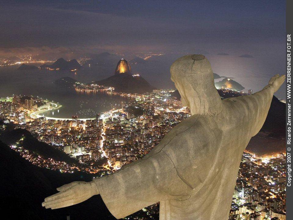 статуя Иисуса Христа взирает на Рио- де-Жанейро Píseň: Corcovado (Quiet Nights) Zpívá: Astrud Gilberto Posun myší cz vg Одно из чудес света Autor: Ney
