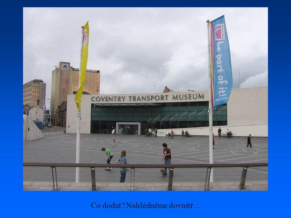 Coventry - zasloužený odpočinek se blíží…