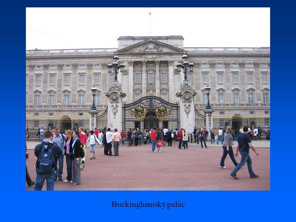 Opět Londýn - Justiční palác