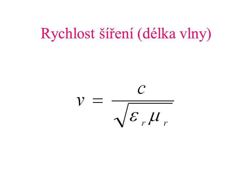 Interference Přímé a odražené vlnění: Dráhový rozdíl  l: –  l = 2k  ……………zesílení –  l = (2k + 1  ……..zeslabení