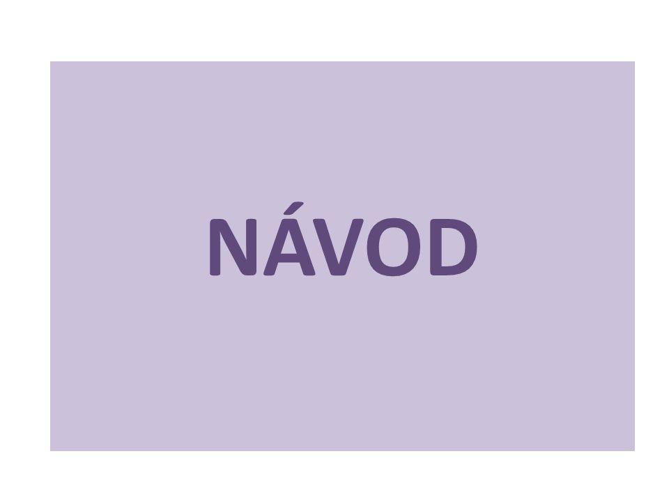 NÁVOD