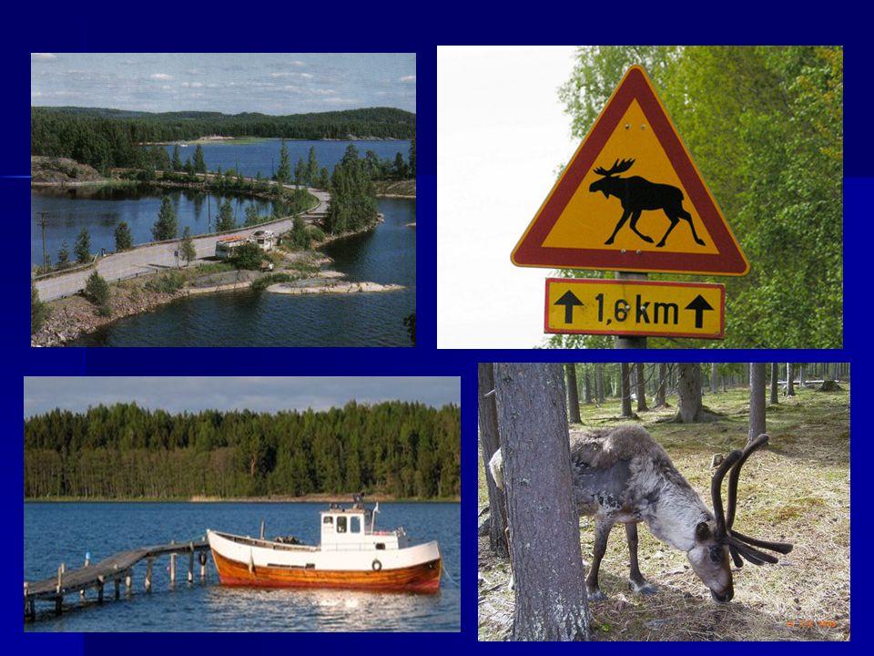 Zajímavosti Co je pro Finsko typické.