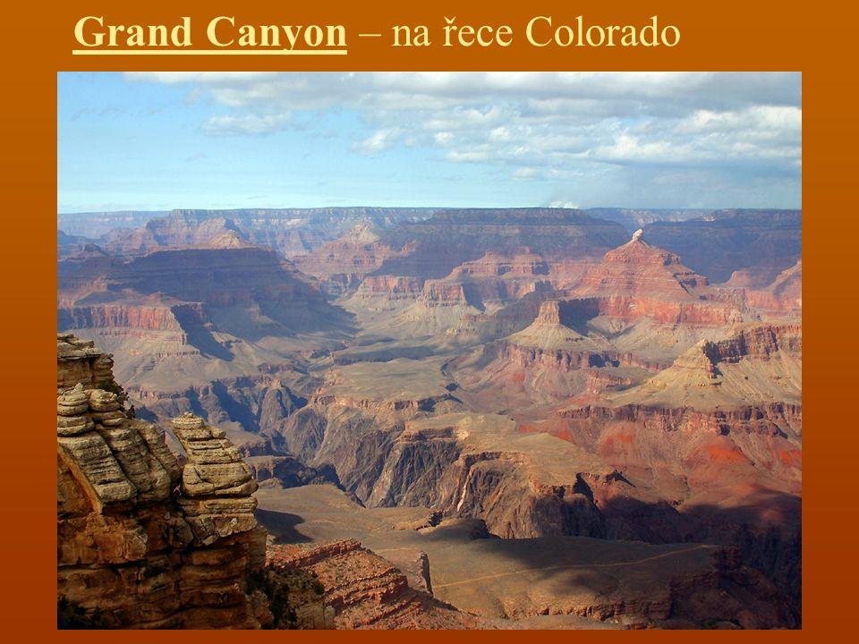 Grand Canyon – na řece Colorado