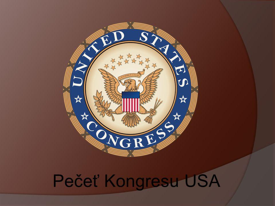 Pečeť Kongresu USA