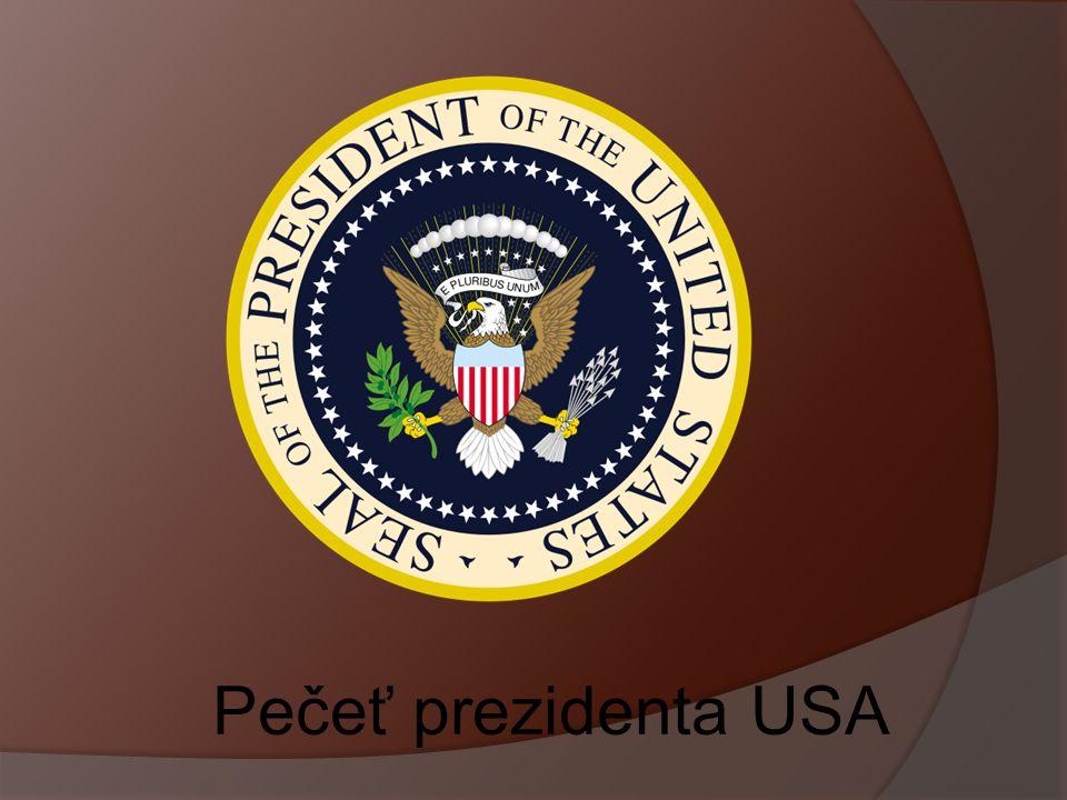 Pečeť prezidenta USA