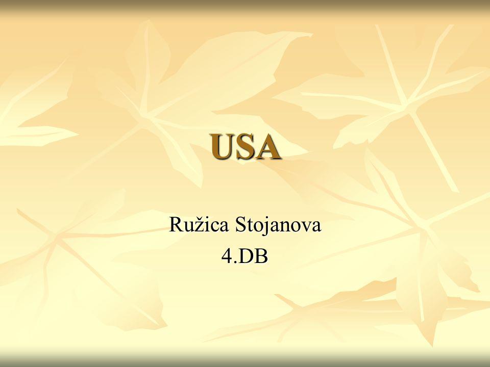 USA Ružica Stojanova 4.DB