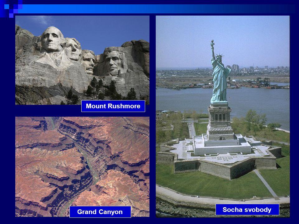 Spojené státy americké USA je největší světovou velmocí, s dominantním postavením v ekonomice, politice a vojenské síle.