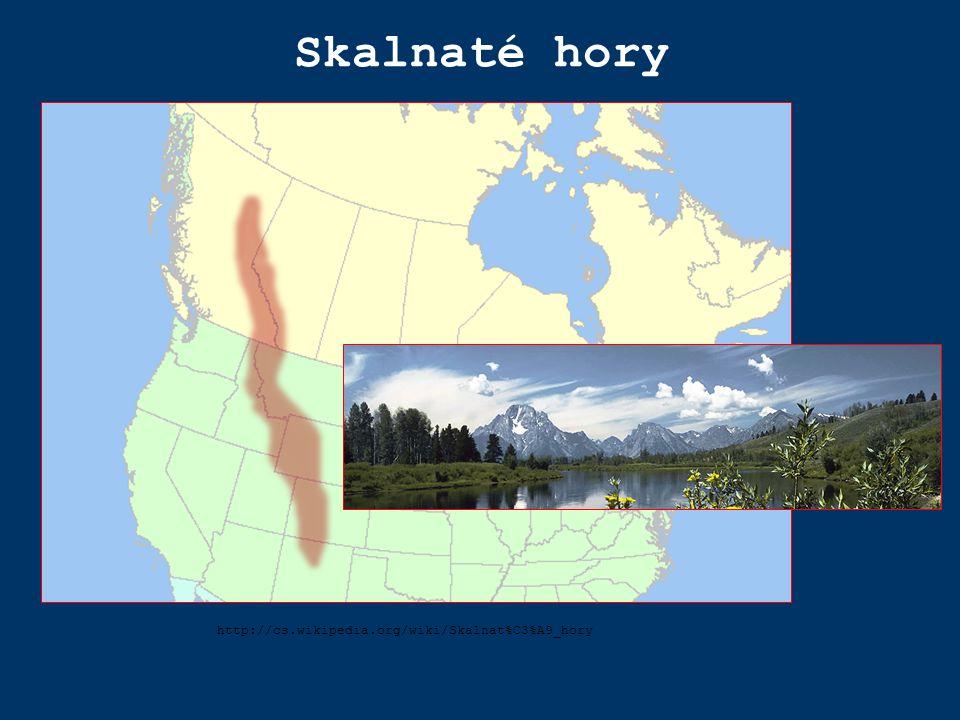 Skalnaté hory http://cs.wikipedia.org/wiki/Skalnat%C3%A9_hory