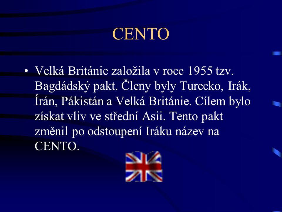 Varšavská smlouva Blok socialistických států byl stále více obkličován, a proto byl v květnu 1955 založen vojenský pakt, který podle místa vzniku nesl název Varšavská smlouva.