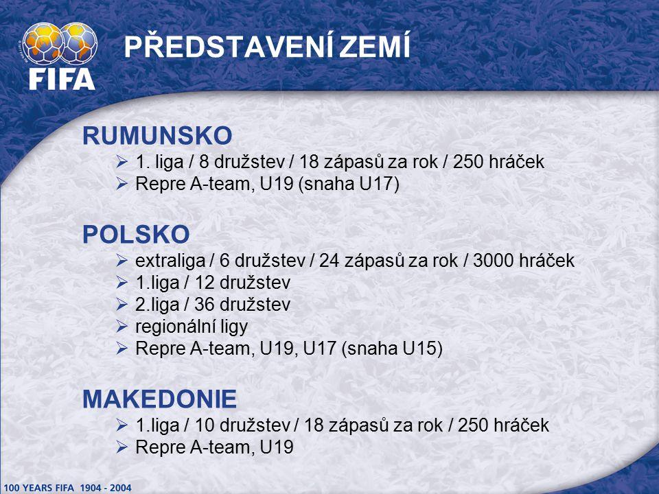 PŘEDSTAVENÍ ZEMÍ RUMUNSKO  1.