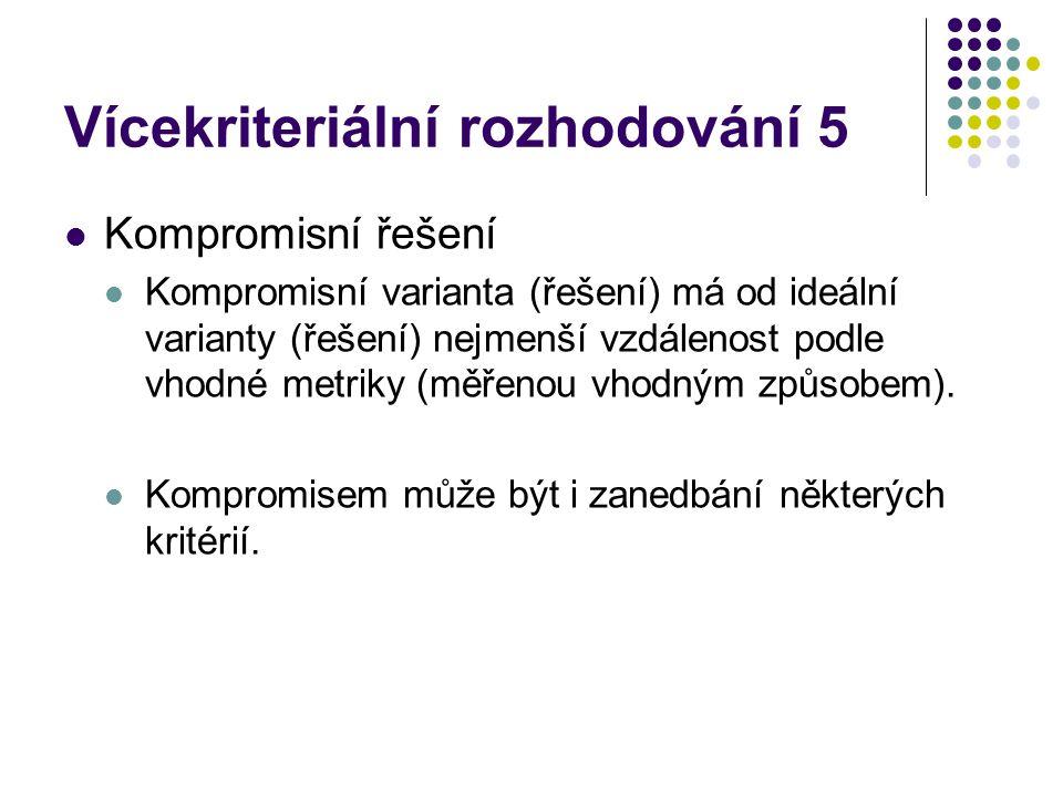 Příklad hry s nenulovým součtem 1 Polsko ČR Lobovat v USALobovat v EU Lobovat v USA(10,10)(0,0) Lobovat v EU(0,0)(10,10) Koordinační hra – chybí jakýkoliv antagonismus – dokonalý soulad zájmů.