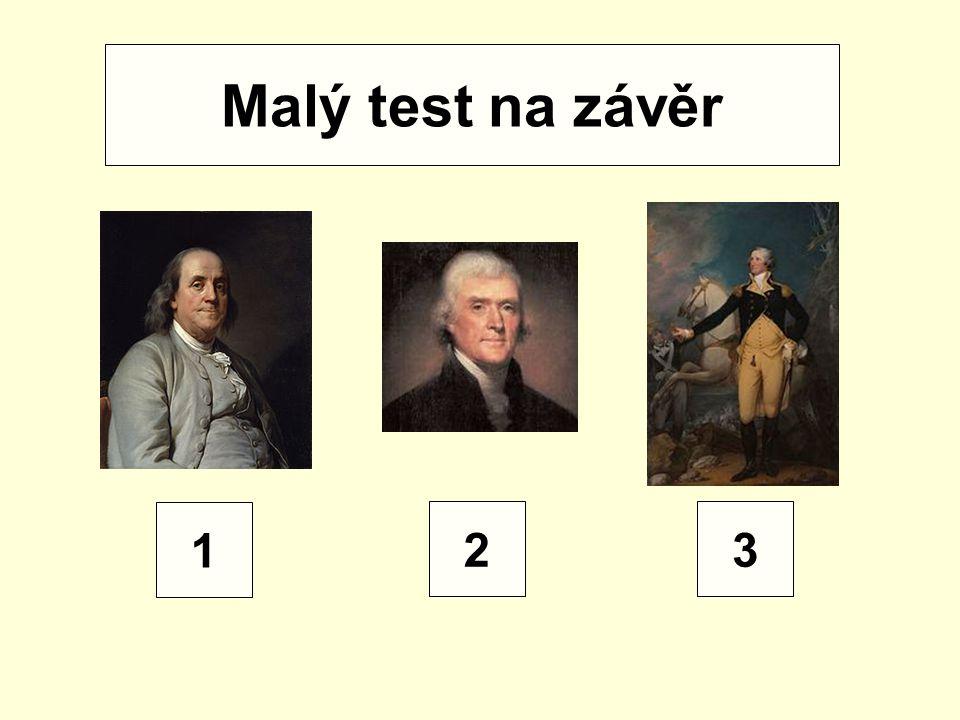 Malý test na závěr 1 23