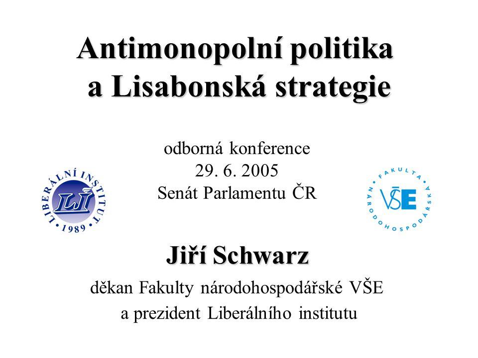 Jiří Schwarz a prezident Liberálního institutu děkan Fakulty národohospodářské VŠE odborná konference 29.