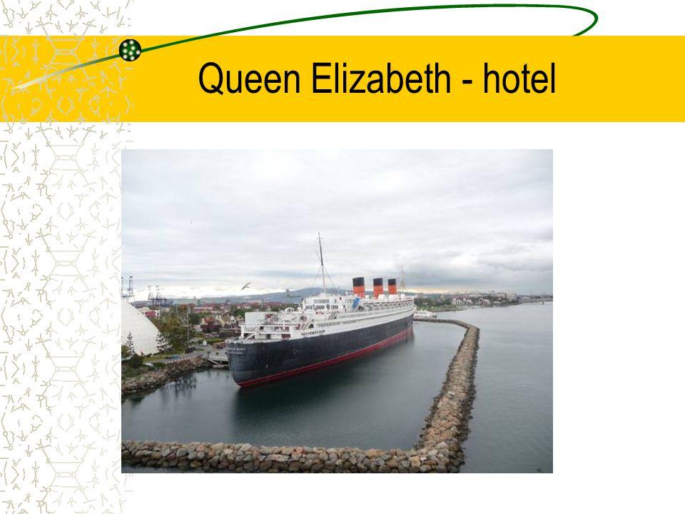 Queen Elizabeth - hotel