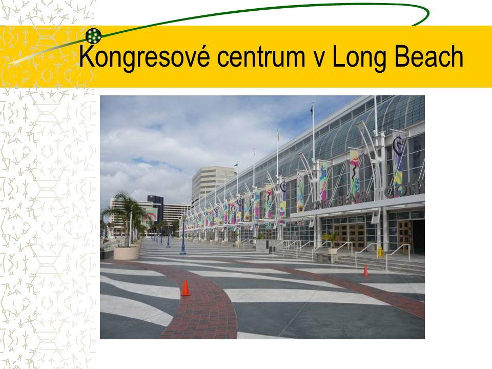 Kongresové centrum v Long Beach