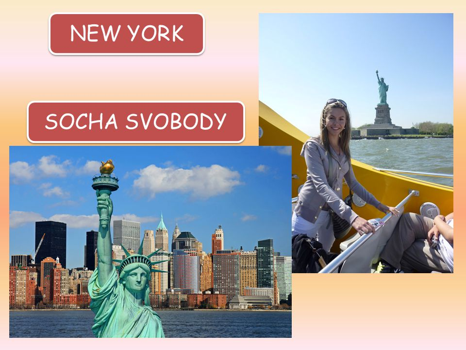 NEW YORK SOCHA SVOBODY