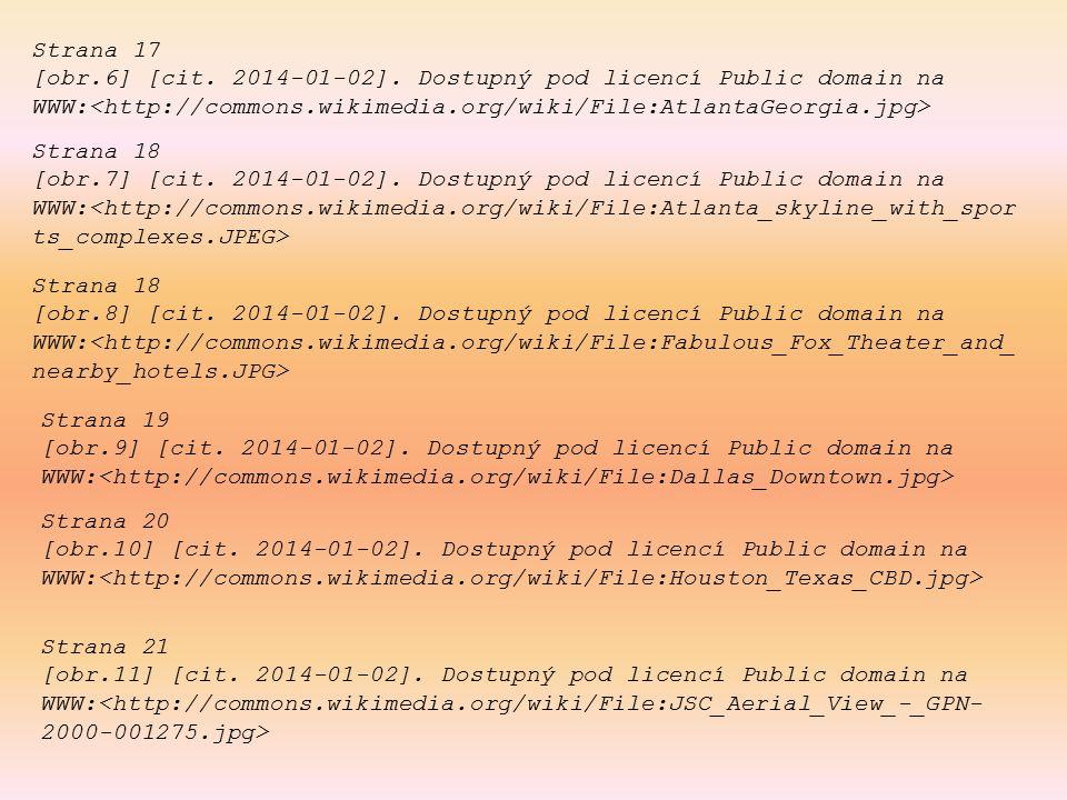 Strana 17 [obr.6] [cit. 2014-01-02]. Dostupný pod licencí Public domain na WWW: Strana 18 [obr.7] [cit. 2014-01-02]. Dostupný pod licencí Public domai