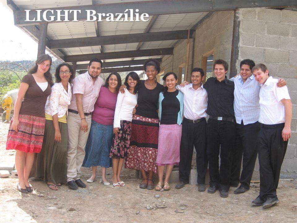 LIGHT Brazílie