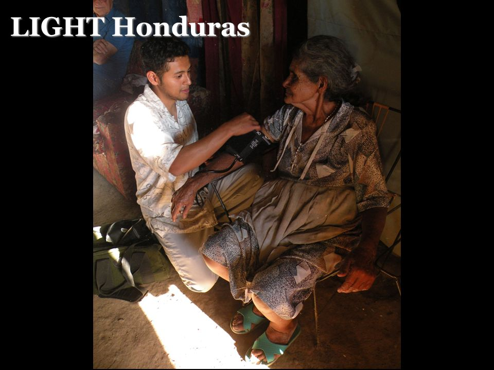 LIGHT Honduras