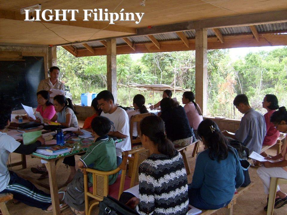 LIGHT Filipíny