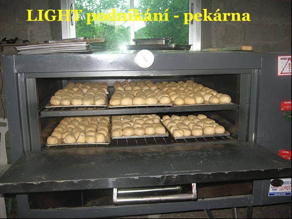 LIGHT podnikání - pekárna