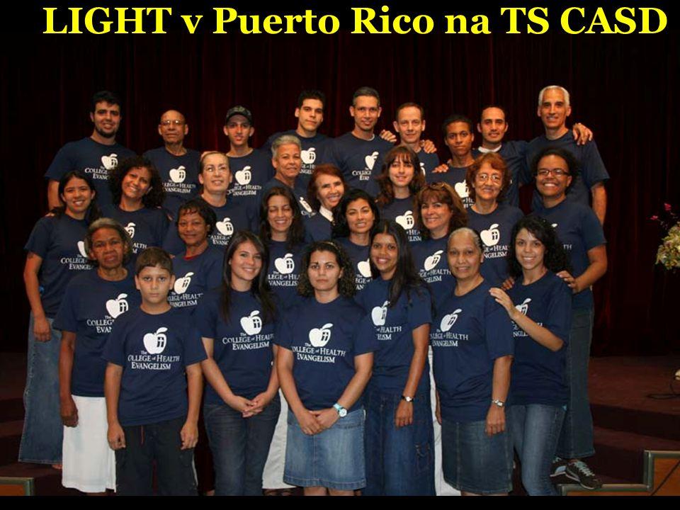 LIGHT v Puerto Rico na TS CASD