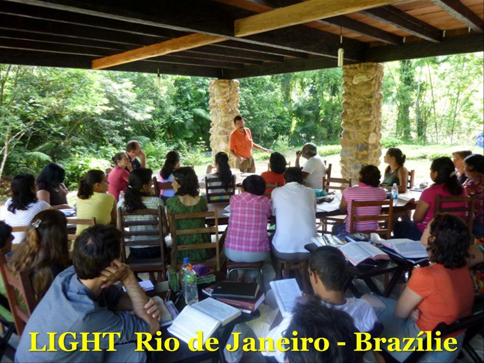 LIGHT Rio de Janeiro - Brazílie