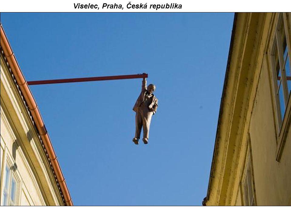 Viselec, Praha, Česká republika