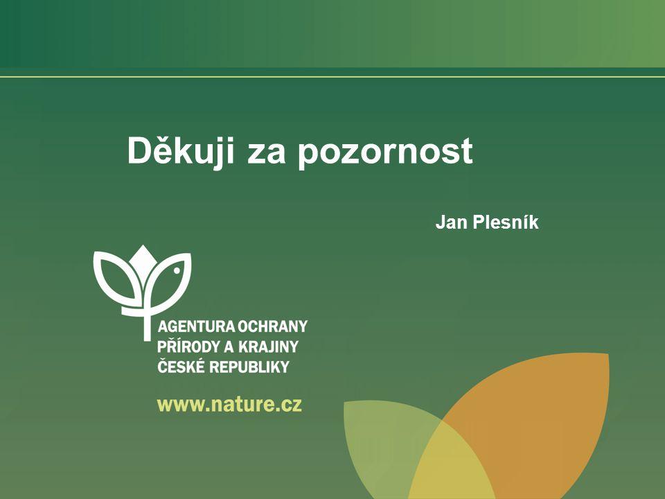 Děkuji za pozornost Jan Plesník
