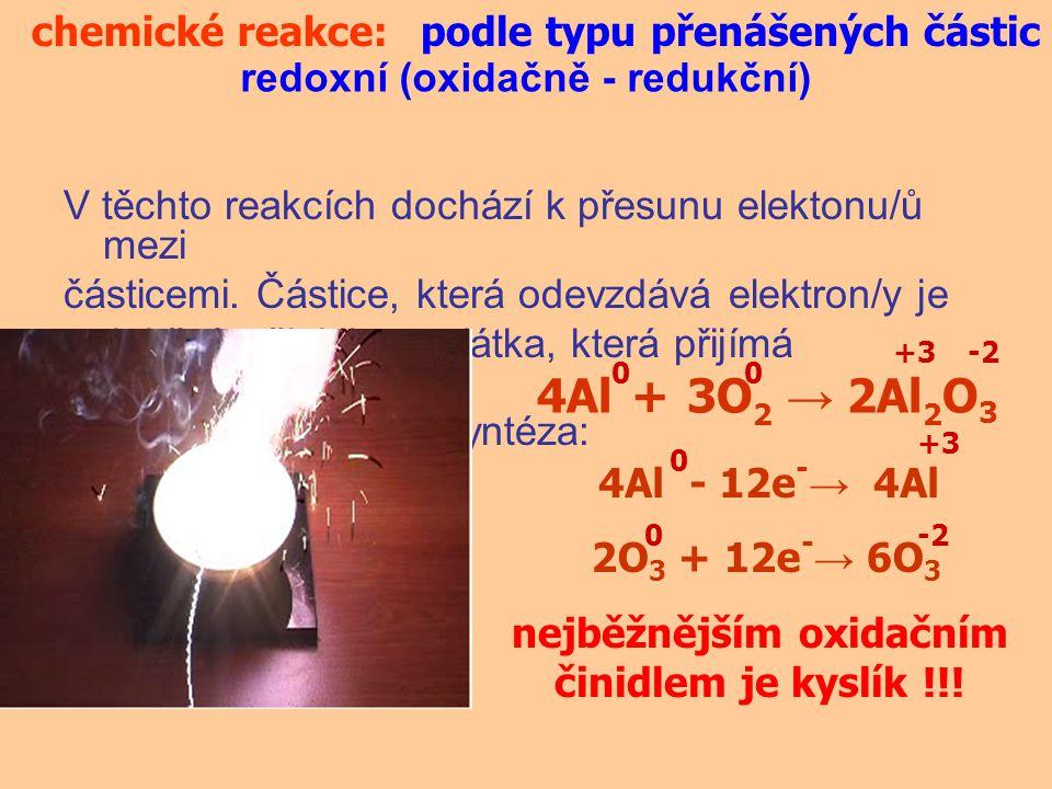 V těchto reakcích dochází ke vzniku zvláštního typu vazeb, tzv.