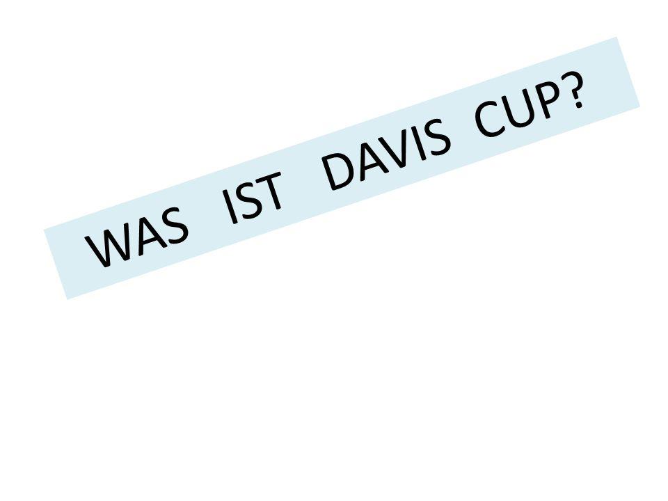 WAS IST DAVIS CUP?