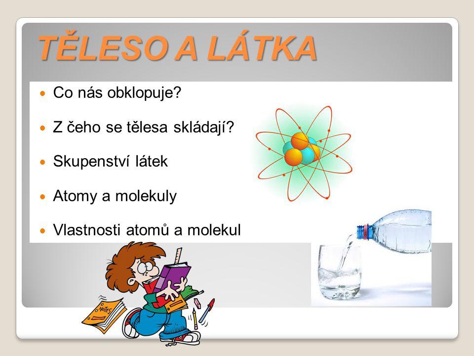 Vlastnosti plynných látek rozpínavé stlačitelné tekuté (přelévání) !!!!.