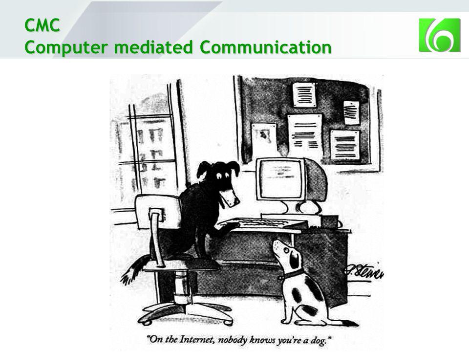 12 CMC Computer mediated Communication