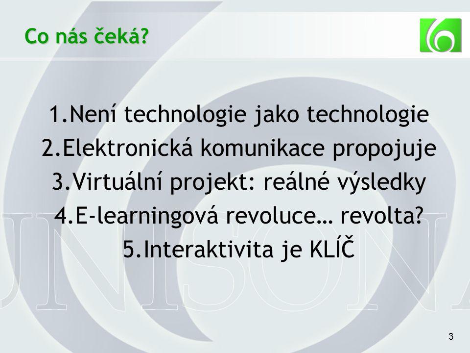"""4 Jak se také """"dělá elektronické vzdělávání"""