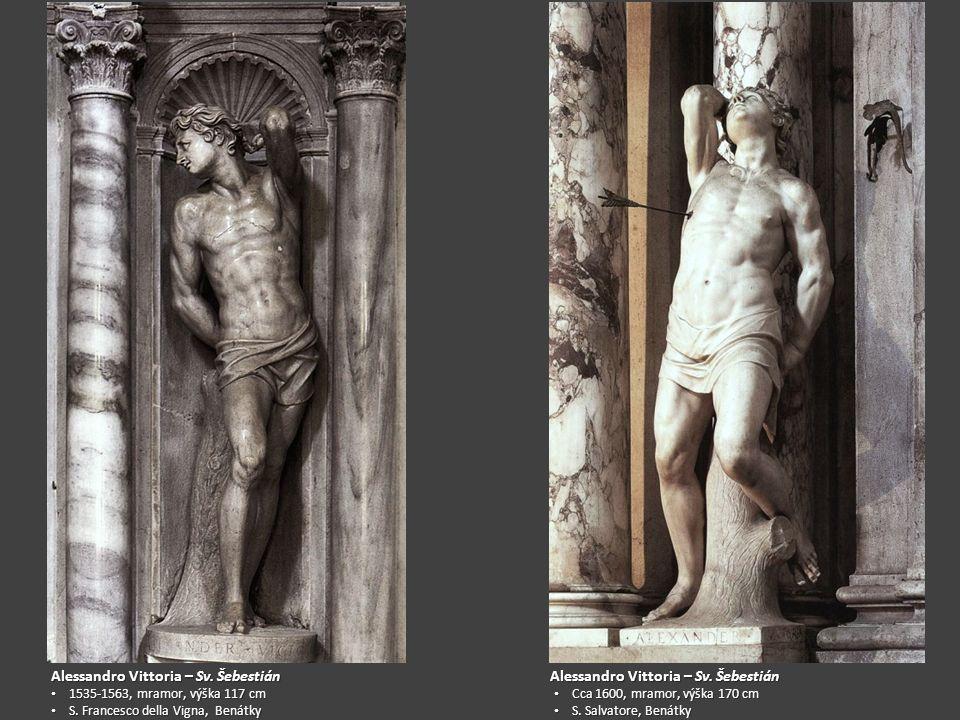 Berniniho práce pro chrám sv.