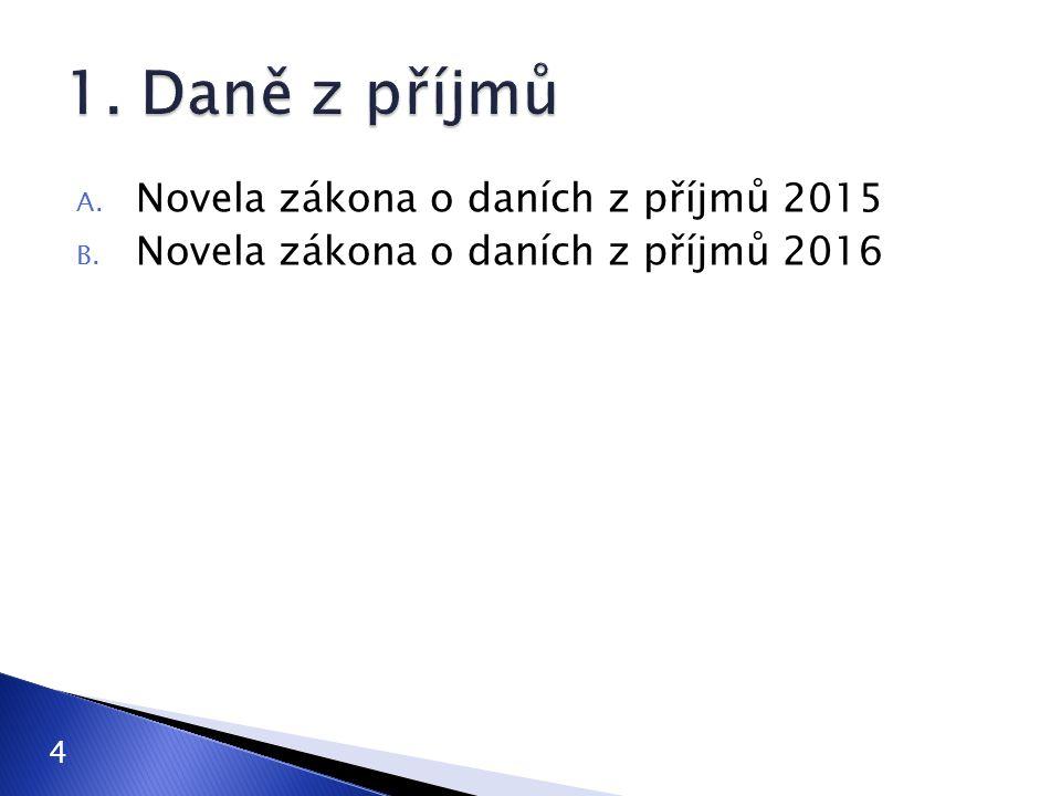  zákon č.201/2014 Sb.  účinnost: 1. ledna 2015, resp.