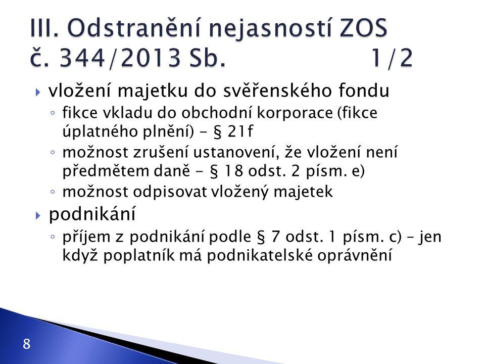 A. Trocha historie B. Současná právní úprava C. Navrhovaná právní úprava D. Daň z hazardních her 39