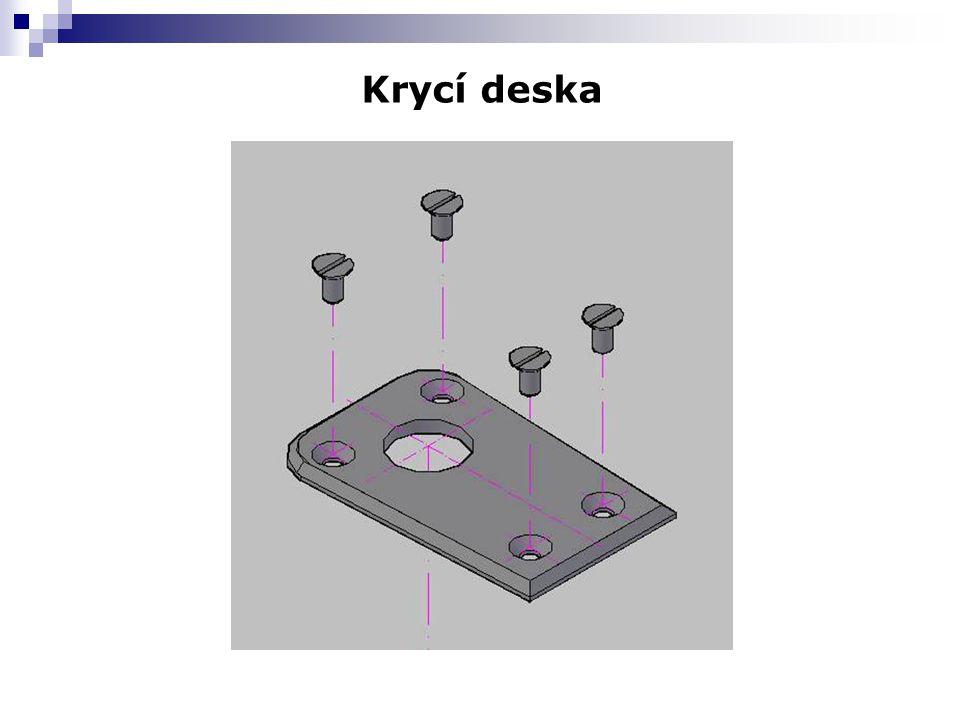 Průběžná montáž klíče
